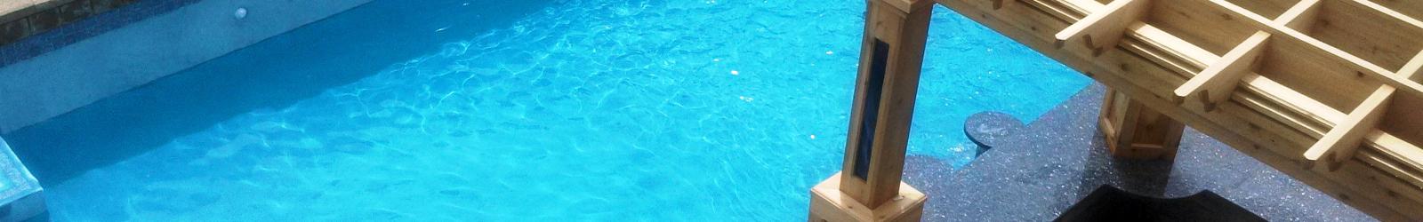 Macomb County Gunite Pool